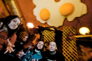 MUNICIPAL WASTE signs with Nuclear Blast ... - 2011-06-17