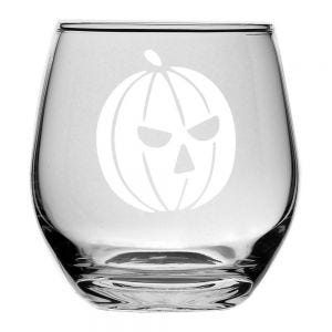HELLOWEEN - Classic pumpkin GLAS - Glas