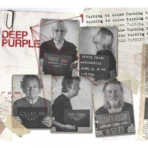 DEEP PURPLE - Turning to crime - CD