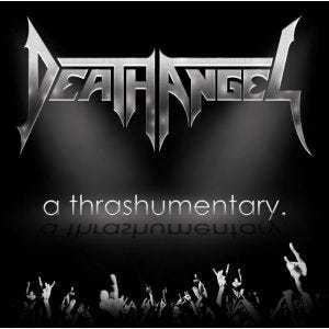 DEATH ANGEL - A thrashumentary - DVD-Digi + CD