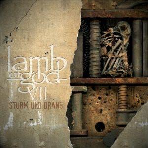 LAMB OF GOD - VII: Sturm und Drang - CD