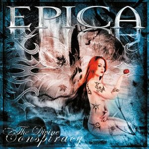EPICA - The divine conspiracy - CD