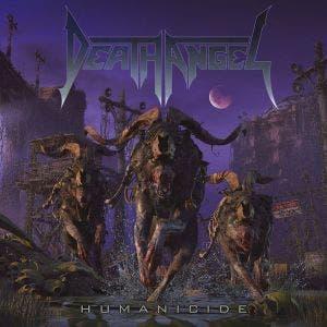 DEATH ANGEL - Humanicide - CD