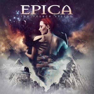 EPICA - The solace system - CD