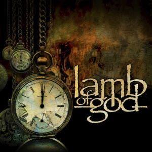 LAMB OF GOD - Lamb of god BLACK VINYL - LP schwarz