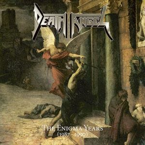 DEATH ANGEL - The Enigma years 1987-1990 - CD-Boxset
