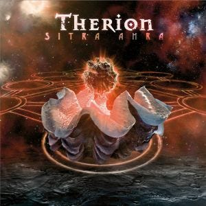 THERION - Sitra ahra - CD-Digi