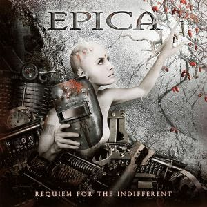 EPICA - Requiem for the indifferent - CD
