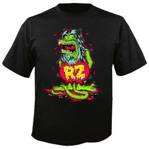 ROB ZOMBIE - The lunar injection schwarz - T-Shirt