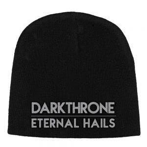 DARKTHRONE - Eternal hails BEANIE - Beanie schwarz