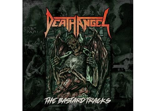 "DEATH ANGEL - To Unleash ""The Bastard Tracks"""