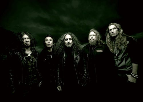 DEATH ANGEL - releases animated video!