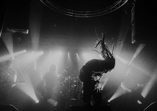 LAMB OF GOD - releases new live video!