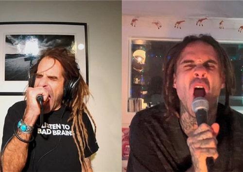 LAMB OF GOD - Debuts Bad Brains Live Cover!