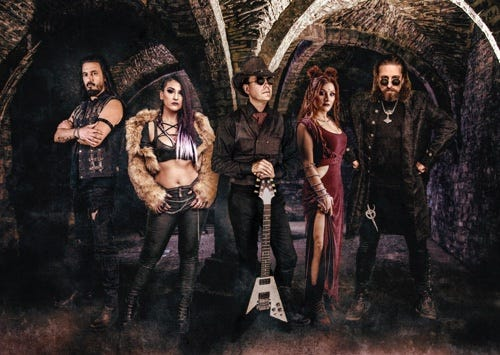 THERION - release new single!