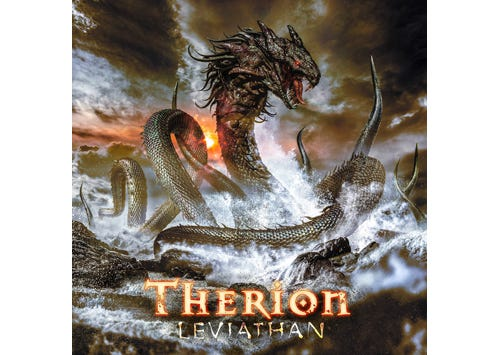 THERION - enter german album charts at #11!